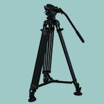 An e-image tripod.