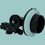 a follow focus camera accesory.
