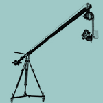 The hague cam crane jib.
