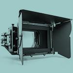 A matte box camera accesory.