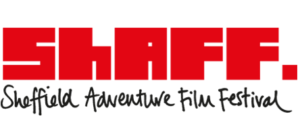 Sheffield Adventure Film Festival logo.